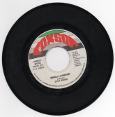Zoot Simms - Small Garden / Alton & The New Establishment - She Boom (Version) (Coxsone<Studio One>) JA 7""